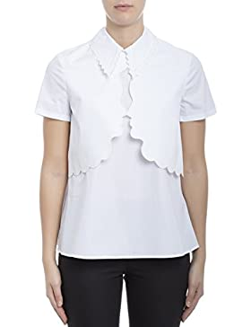 Vivetta Mujer VV285STENELLA001 Blanco Algodon Camisa