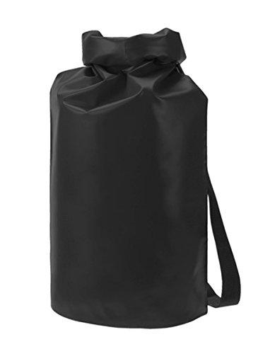 HALFAR® HF9786 Drybag Splash Freizeittaschen Sport- & Reisetaschen Tasche, Farbe:Black Matt Black Matt