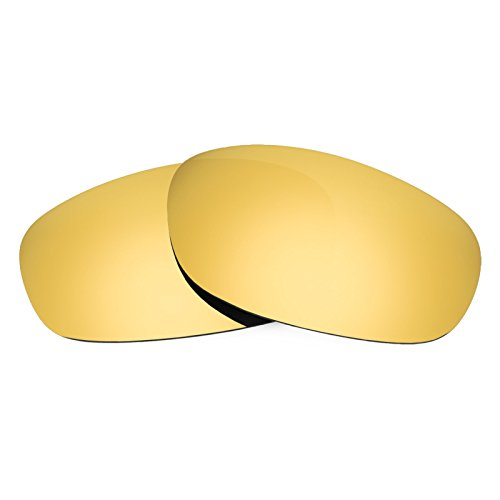 Revant Ersatzlinsen für Spy Optic OTF Polarisierung Elite Gold MirrorShield®