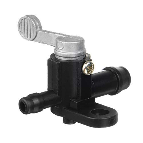 JenNiFer Ölgas-Kraftstoff Tap Petcock Benzin Ventilbehälter Schalter Für Yamaha Pw50 Py50 Peewee