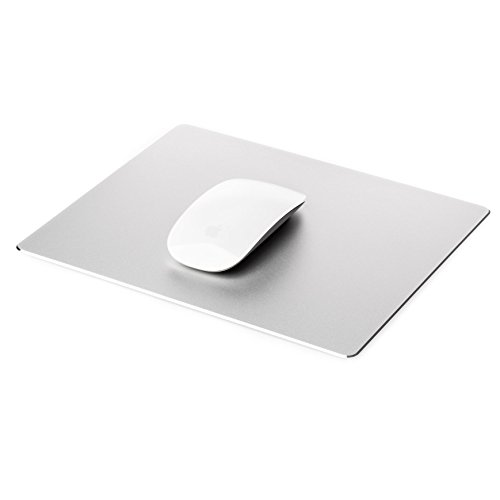 Gaming Mouse Pad Mat with Non Slip Rubber Base & Frosted