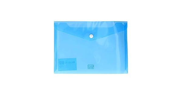 Transparent TTO Dokumententasche DL 235x115mm