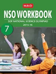 National Science Olympiad : Work Book - Class 7