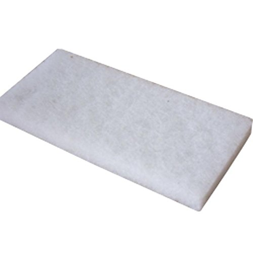 Woca Superpad bianco, per applicazione a mano dell'olio di finitura