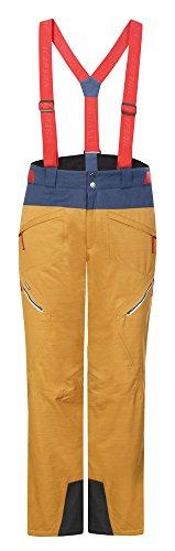 ICEPEAK Herren Wadded Trousers Tyler, Fudge, 50, 457093576I (Fudge Bekleidung)