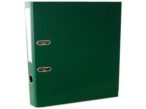 Preisvergleich Produktbild ELBA 10494-GN Ordner 50mm grün A4 Einband PP-Folie kaschiert
