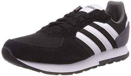 adidas Herren 8k Gymnastikschuhe, Schwarz (Core Black/FTWR White/Grey Four F17), 44 EU