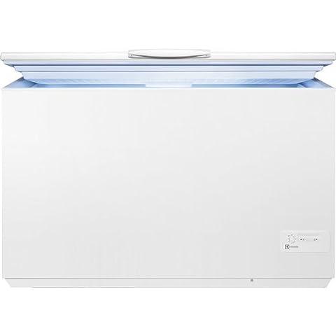 Congelateur Coffre Classe A+ - Electrolux EC4230AOW2 Autonome Coffre 400L A+ Blanc