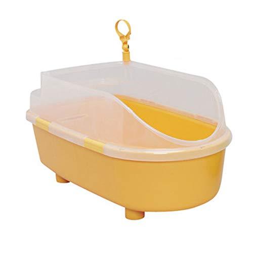 GYJ Hundebad, Planschbecken, Funktionelle Hundebadewanne mit Dusch- oder Fönhalter Leicht und tragbar mit rutschfestem Boden und Sieb