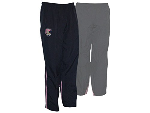 Puma US Palermo Woven Pant/USP Training Hose Italien, Rosanero - Pre Match Training Top