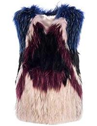 f88e0f659085f1 Suchergebnis auf Amazon.de für: Pelz Weste - Damen: Bekleidung