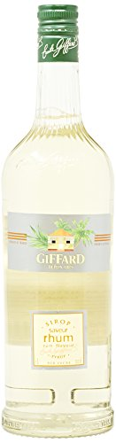 Giffard Sirop Rhum 1 L
