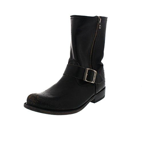 HARLEY DAVIDSON - Boots ABORDALE - black Black