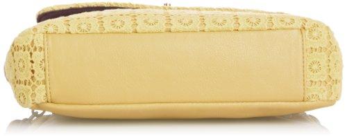Darling (Shoes & Bags) Ds14b106, sac bandoulière Vert - Citron vert