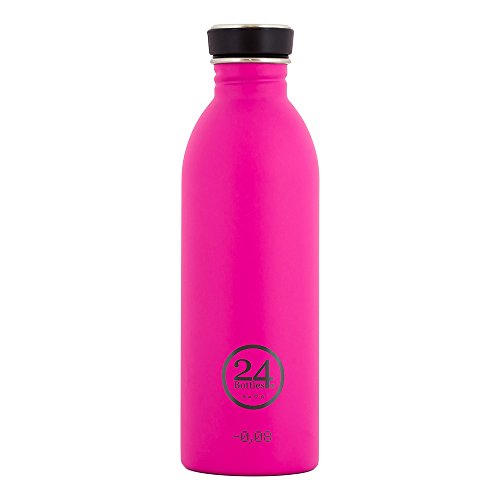 24Bottles Trinkflasche Urban Bottle 0,5 Passion Pink
