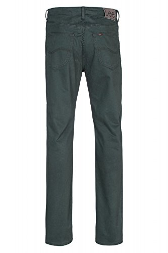 LEE Brooklyn Straight, Pantalon Homme Grün