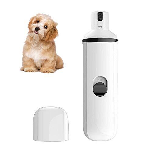 Schwarz Schneiden, Schüssel (pikalla Elektrische Haustier-Nagelschleifer - Pfotenschneider & Trimmer kabellos für Katzen und Hunde, geräuscharm, schwarz)