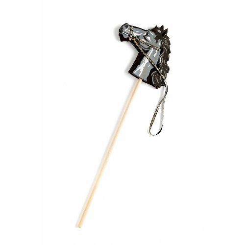 Liontouch 26000 Hobby Horse / Steckenpferd, schwarz
