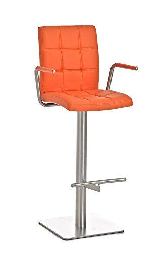 cash-stool-bendigo-e85-orange