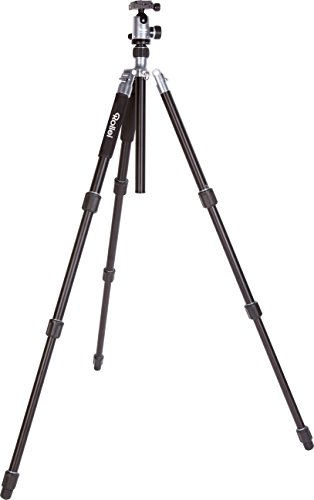 Buy Rollei Tripod C6i+T2S Plus – Stable aluminum tripod, incl. Ball Head, Quick Release Plates and Tripod Bag – Arca Swiss compatible – Titan Review