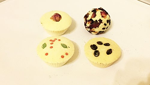 winter-truffle-gift-box-4-piece-coffee-kisses-truffle-rose-bath-truffle-jolly-holly-truffle-flower-p