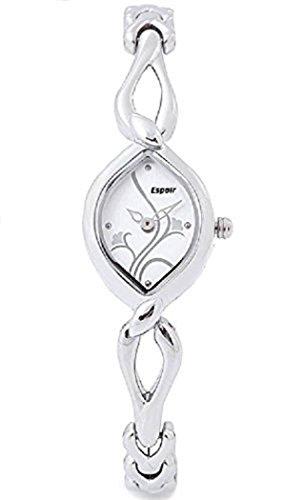 Espoir Analog Silver Dial Women's Watch-ESP2546