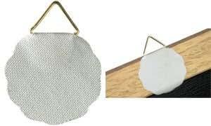 hama Attache-tableau, oeillets triangulaires avec surface