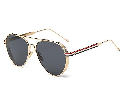 Occhiali da sole per occhiali da sole, da sole e da sole, da sole, da uomo e da donna, quattro colori (colore : a)
