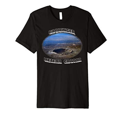Barringer Meteor Crater Arizona Vacation T-Shirt