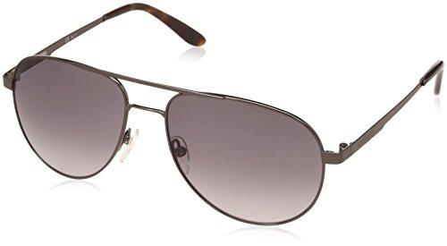 Carrera Gradient Aviator Men's Sunglasses - (CARRERA 9916/S KJ1 57HD|57|Black Color)