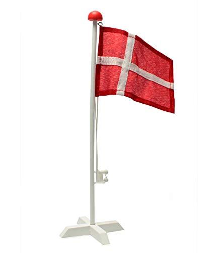 Dänemark Shop Dänische Tischfahne
