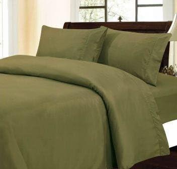 Dreamz Dreamz Dreamz Bedding 650-thread-count 6PC set biancheria da letto (tasca profonda  66 cm) Euro King, taupe Solid 100% cotone egiziano 48d885