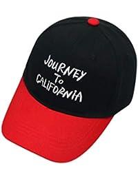 c01fa8f3103f7 QUICKLYLY Sombreros Gorras Bebé niño Sombreros Letra Suave Algodón Sombrero  para El Sol Gorra De BéIsbol