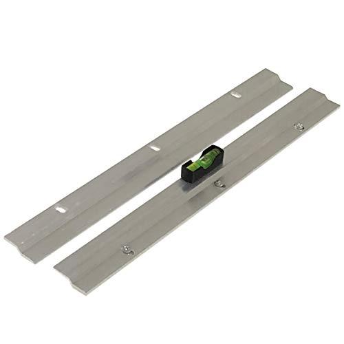 Barra en Z de 300 mm de alta resistencia para colgar espejos...