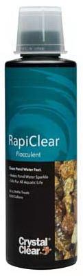 Crystal Clear Winston 16Oz rapiclear Teich flocculent CC063-16 -