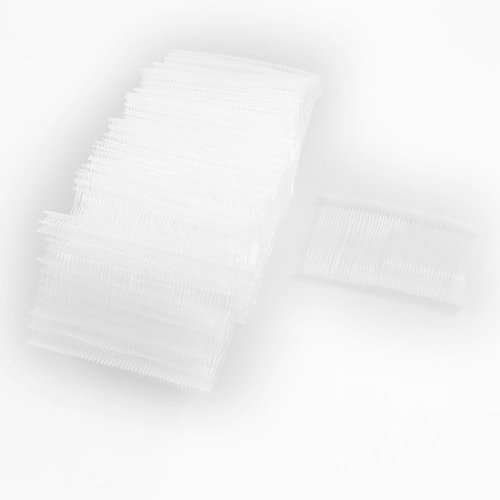 5000 x Scarpe Etichettatura pistola panno in polipropilene PP Price Tag Pins Barbs 50 millimetri