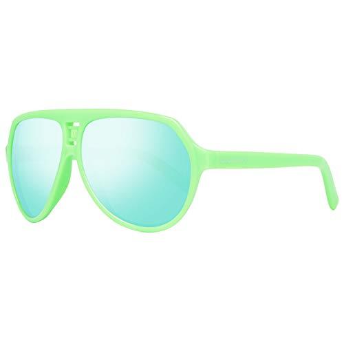 Dsquared2 Unisex-Erwachsene DQ0093 93Q 60 Sonnenbrille, Grün,