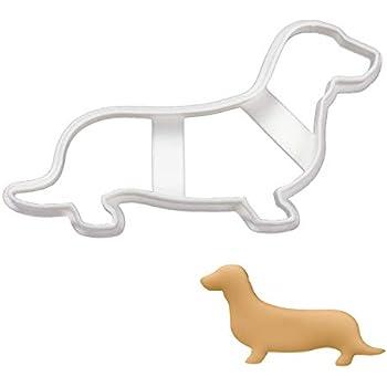 """Ausstecher//Ausstechform /""""Hund//DACKEL/"""" 7 cm"""