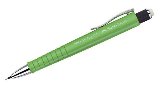 Druckbleistift Poly Matic, 0.7 mm, hellgrün ()