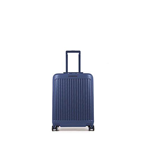 Piquadro Bv4425sk/blu Trolley, 55 cm, Blu
