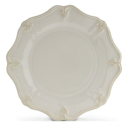 Lenox Butler's Pantry Gourmet Earthenware Dinner Plate by Lenox (Dinner Pantry)