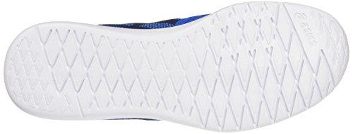 Asics Kanmei, Scarpe da Corsa Uomo Multicolore (Directoire Blue/Peacoat/Energy Green)