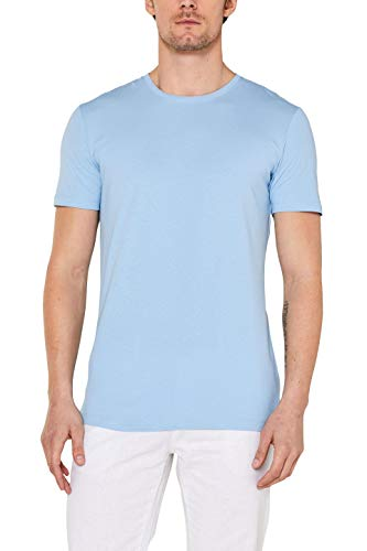 K037 T-Shirt, Blau (Light Blue 440), Small (Herstellergröße: S) ()