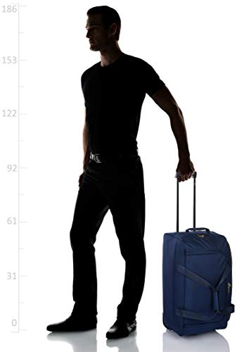 Skybags Scot Plus Polyester 64 cms Blue Travel Duffle (DFTSPE64BLU) Image 9