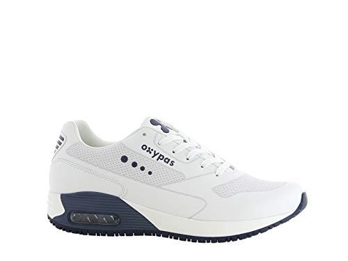Oxypas, JustinS4401nav, Justin SRC, scarpe da lavoro, scarpe sportive