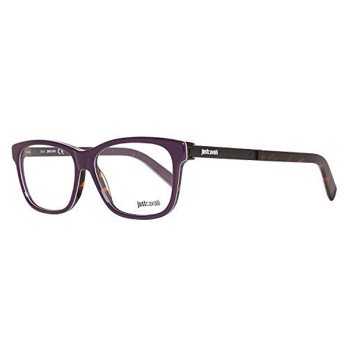 Just Cavalli Unisex-Erwachsene Brille JC0619 083 53 Brillengestelle, Lila,