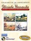 VOLKSMUSIK IM JAHRESKREIS - arrangiert für Steirische Handharmonika - Diat. Handharmonika - mit CD [Noten / Sheetmusic]