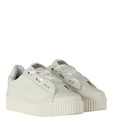 Windsor Smith Damen Olyvia Sneaker, Weiß colore