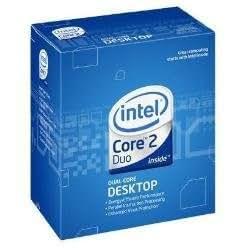 Intel Processeur Core 2 Duo E7600 / 3.06 GHz (1066 MHz) LGA775 Socket L2 3 Mo Cache Version boîte