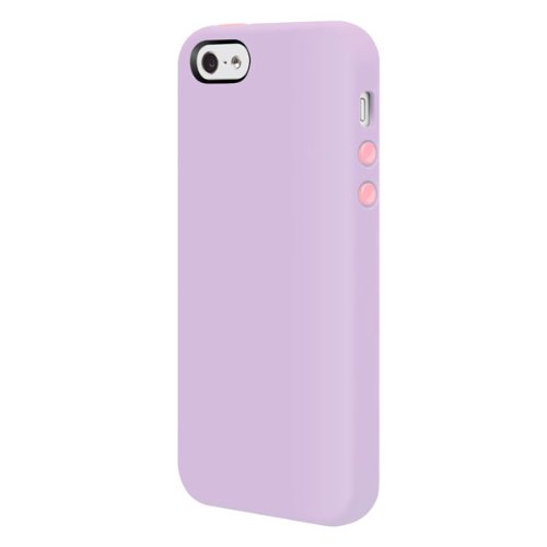 SwitchEasy Colors Turquoise for iPhone 5/5s Lilac